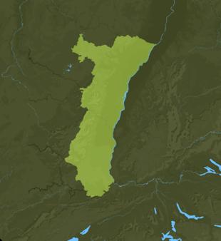 Carte Meteo Alsace