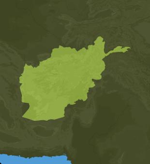 Carte Meteo Afghanistan