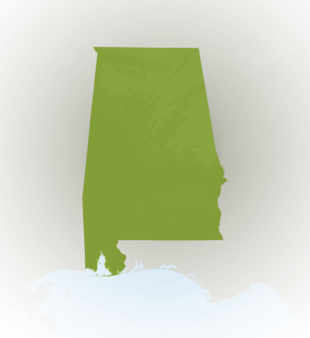 Carte Meteo Alabama
