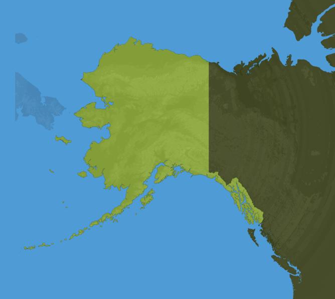 Carte Meteo Alaska