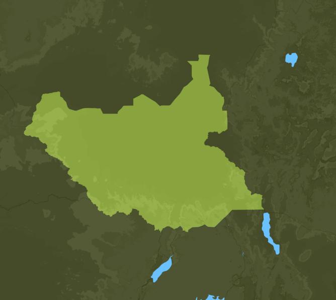 Carte Meteo Sud Soudan