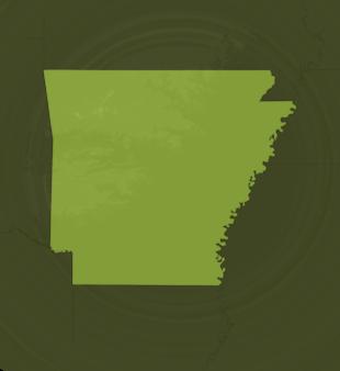 Carte Meteo Arkansas