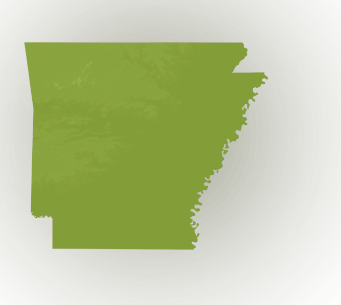 Carte Meteo Arkansas