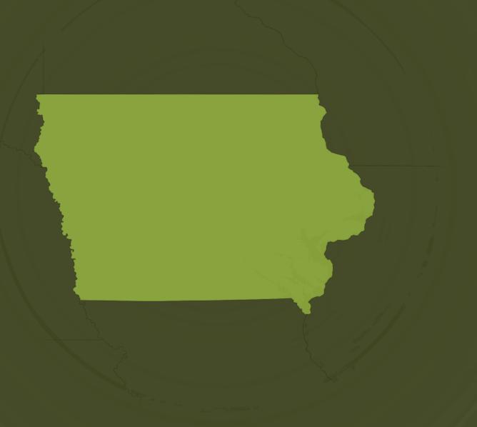 Carte Meteo Iowa