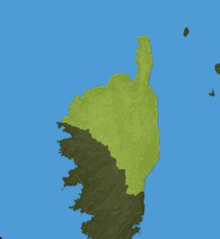 Carte Meteo Haute-Corse