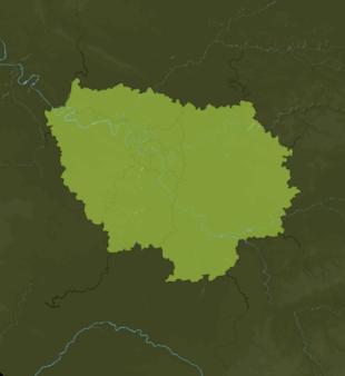 Carte Meteo Ile de France