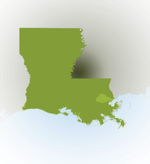 Carte Meteo Louisiane