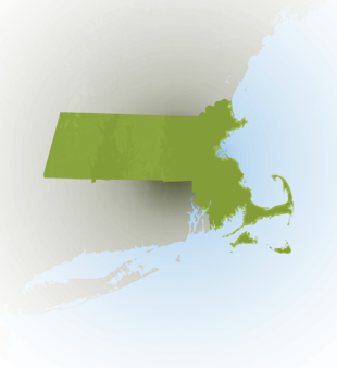 Carte Meteo Massachusetts