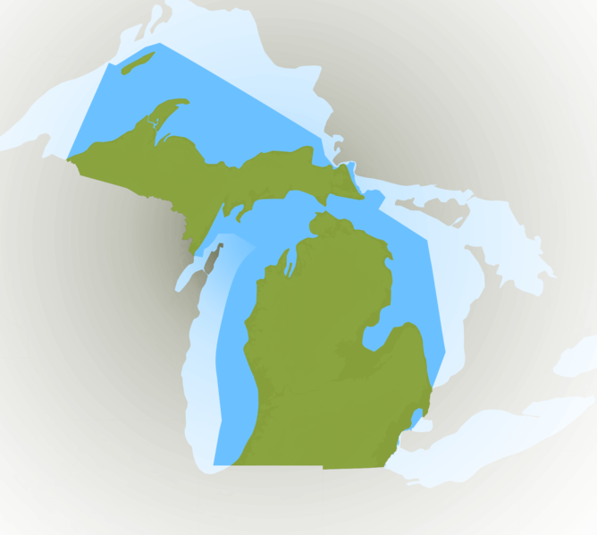 Carte Meteo Michigan