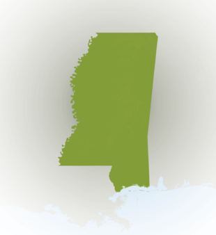 Carte Meteo Mississippi
