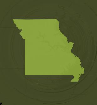 Carte Meteo Missouri
