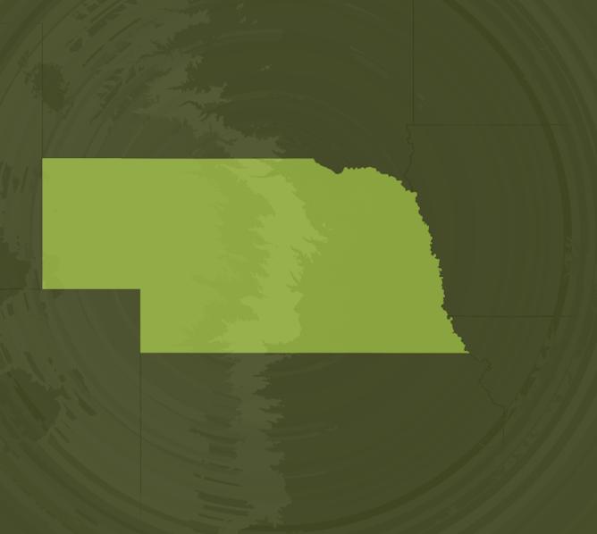 Carte Meteo Nebraska