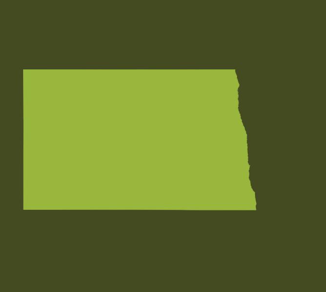 Carte Meteo Dakota du Nord