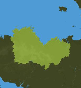Carte Meteo Côtes-d'Armor