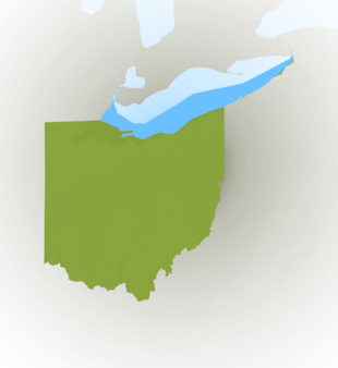 Carte Meteo Ohio