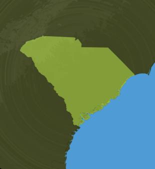 Carte Meteo Caroline du Sud