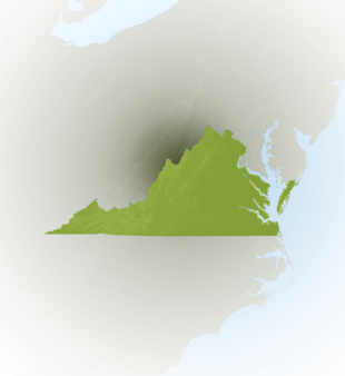 Carte Meteo Virginie