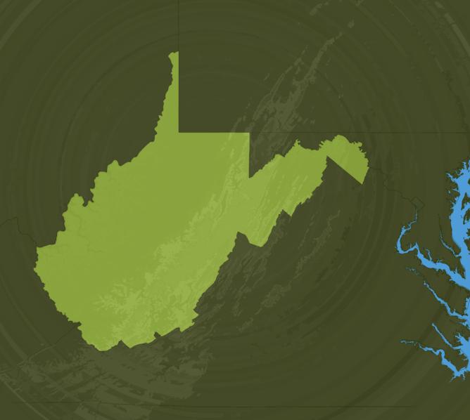Carte Meteo Virginie Occidentale