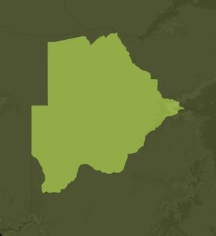 Carte Meteo Botswana