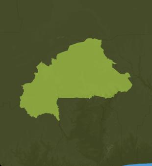 Carte Meteo Burkina Faso