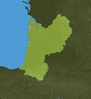 Carte Meteo Aquitaine