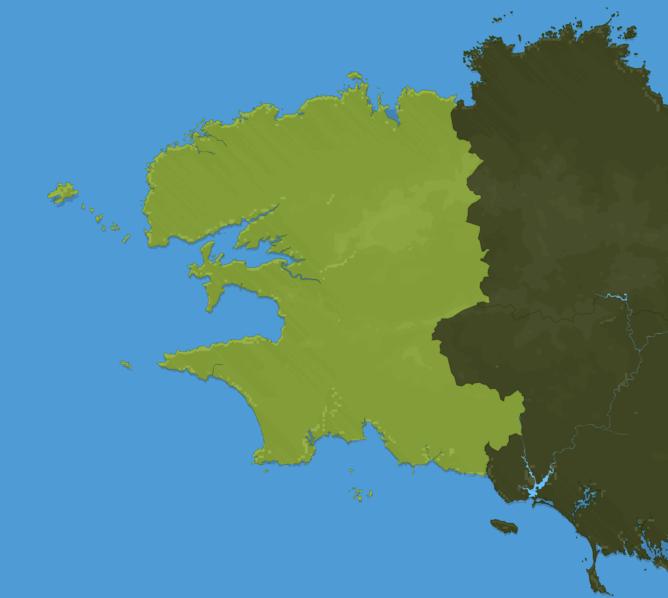 Carte Meteo Finistère