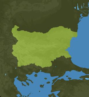 Carte Meteo Bulgarie