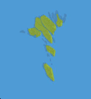 Carte Meteo Iles Féroé