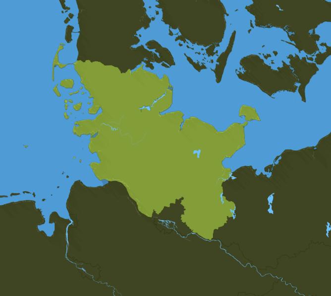 Carte Meteo Scleswig-Holstein