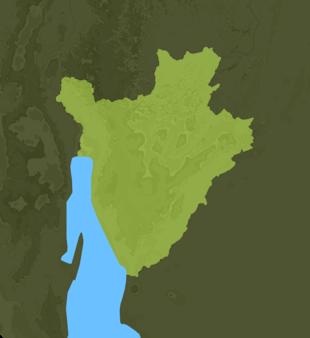 Carte Meteo Burundi