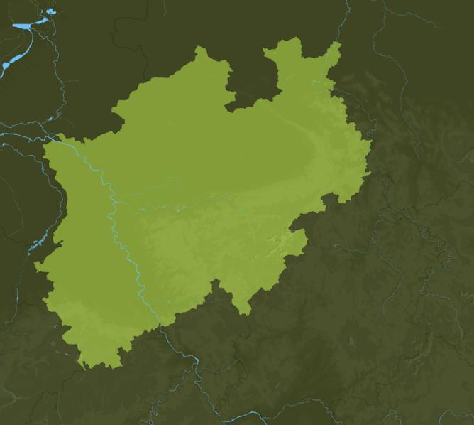 Carte Meteo Rhenanie Du Nord - Westphalie