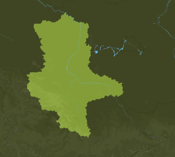 Carte Meteo Saxe-Anhalt