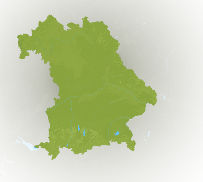 Carte Meteo Baviere