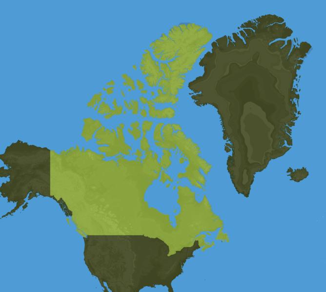 Carte Meteo Canada