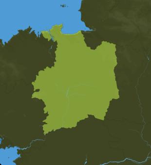 Carte Meteo Ille-et-Vilaine