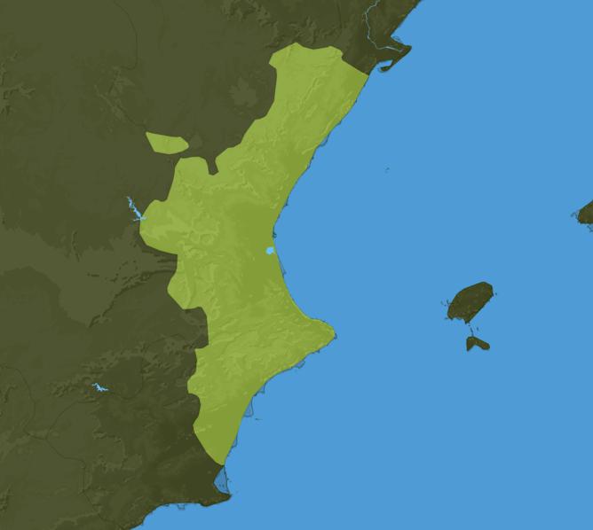 Carte Meteo Communauté valencienne
