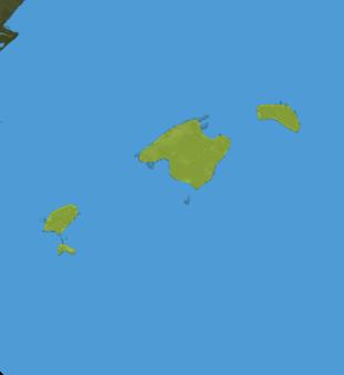 Carte Meteo Iles Baléares