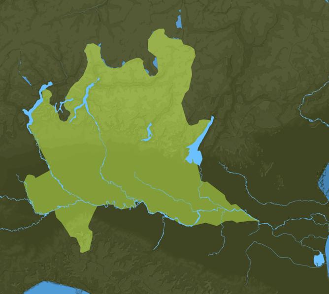 Carte Meteo Lombardie