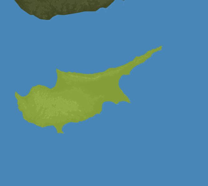 Carte Meteo Chypre