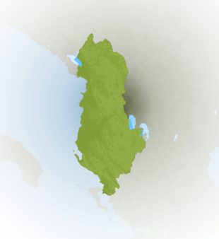 Carte Meteo Albanie