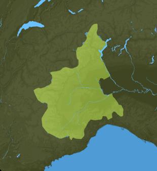 Carte Meteo Piémont