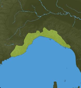 Carte Meteo Ligurie