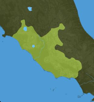 Carte Meteo Latium