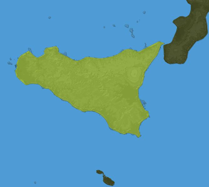Carte Meteo Sicile
