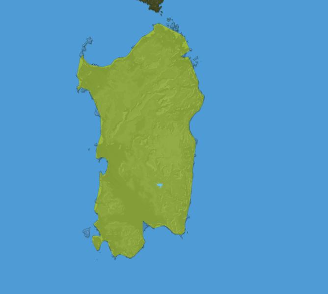 Carte Meteo Sardaigne