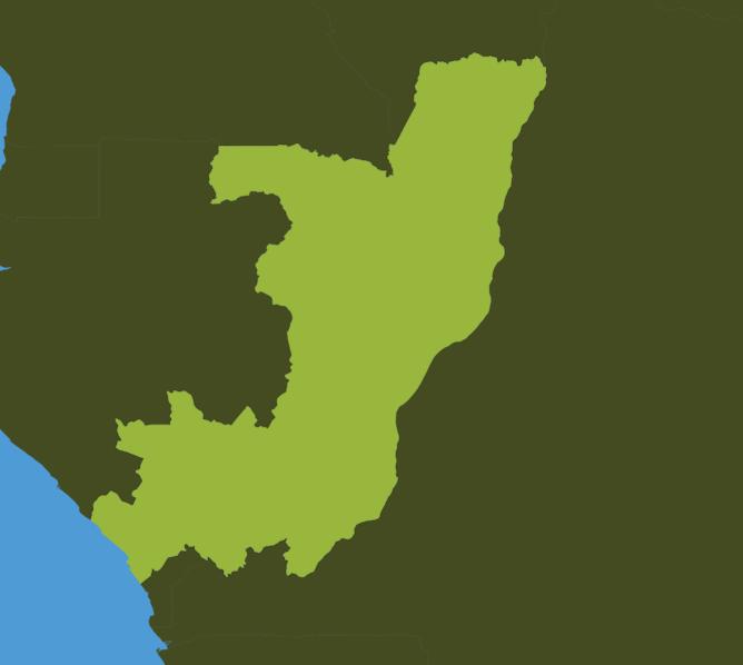 Carte Meteo Congo