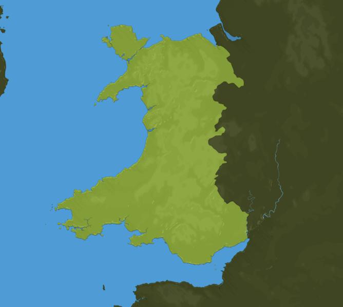 Carte Meteo Pays De Galles