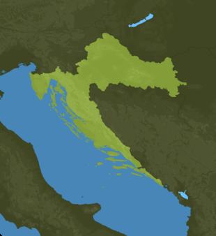 Carte Meteo Croatie