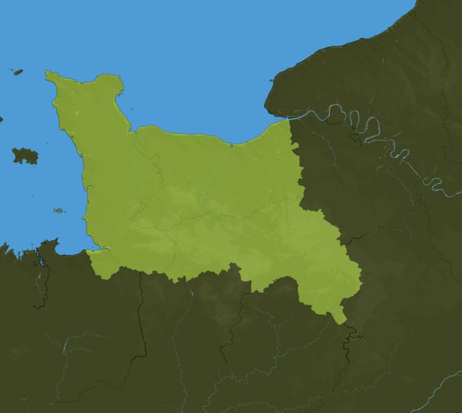 Carte Meteo Basse-Normandie