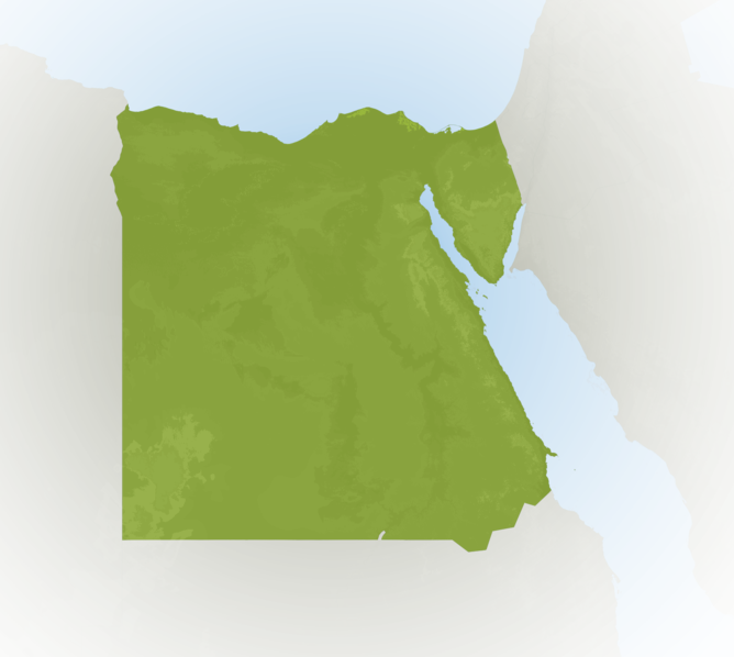 Carte Meteo Egypte